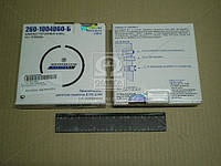 Кольца поршневые Д 260 поршневые кольца (МОТОРДЕТАЛЬ) 260-1004060-Б