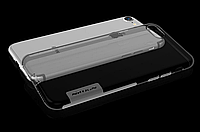 Силиконовый чехол-накладка Nillkin Nature для iPhone 7 Plus Gray