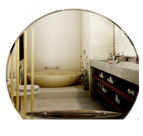 Зеркало с полочкой для ванную комнату