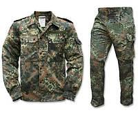 Комплект бундесвер (рубашка +брюки)
