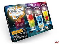Набор креативного творчества Гелевые свечи своими руками GS-02-01