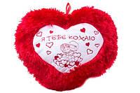 Сердце красное муз., 35 см (Серце червоне муз. 5008/35)