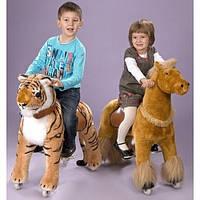 Понициклы (пони-роли, механические лошадки)