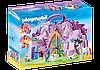 Конструктор Playmobil  6179  Возьми с собой: Сказочный сад Единорога