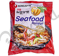 Рамэн (Рамен) Nong Shim Seafood 125 г.