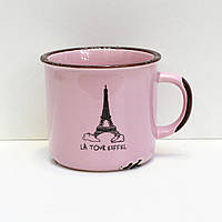 Чашка керамическая с рисунком