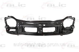 Передняя панель под установку фар на Renault Trafic  2001->2006  — BLIC (Польша) - 6502-08-5089200P