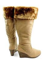 Зимние сапожки для девушек  размеры 37-39