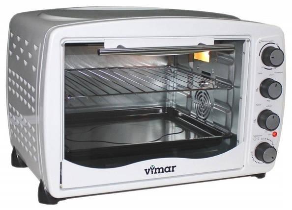 Духовка електрична VIMAR VEO - 3918 на 39 літрів , гриль + конвекція + пдсветка, фото 2