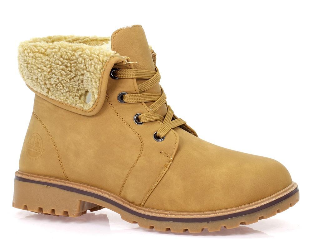 Тёплые ботинки по хорошей цене на каждый день