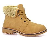 Тёплые ботинки по хорошей цене на каждый день, фото 1