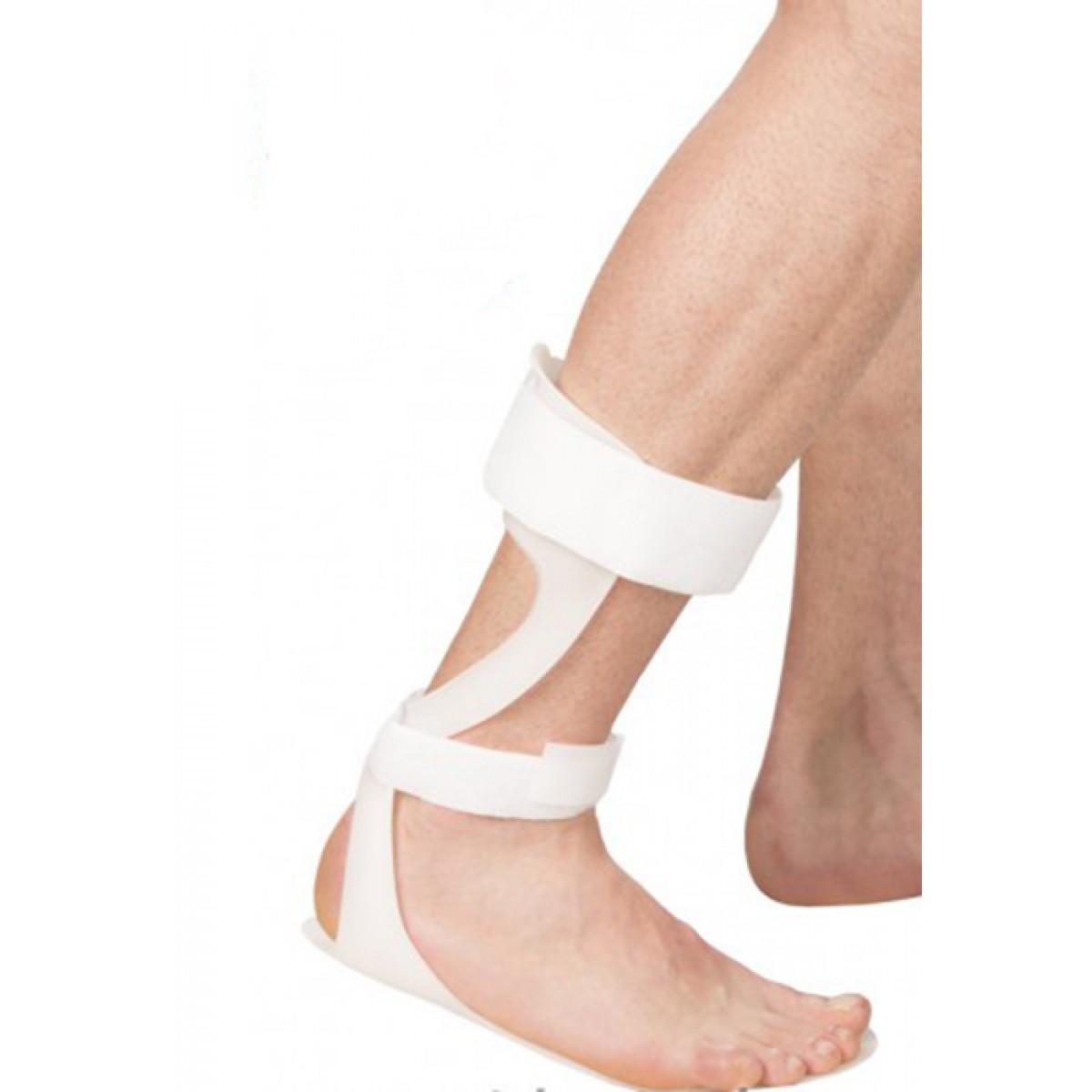 Фиксатор голеностопного сустава для поддержки падающей стопы