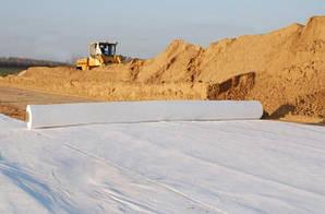 Геотекстиль иглопробивной (Украина)