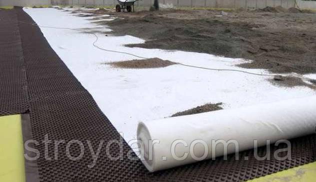 Геотекстиль иглопробивной (Украина) 150 г/м