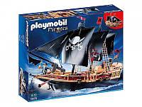Конструктор Playmobil 6678  Пиратский боевой корабль, фото 1