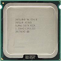 Xeon E5410 2.33GHz/12Mb/1333 (Q6600 Q8300 Q8400 Q9300 Q9400 Q9450 Q9500 Q9550 Q9650 Q9770)