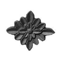 Цветок - литой элемент 6428