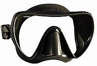 Маска для подводного плавания Mares Essence LiquidSkin; чёрно-серая, фото 1