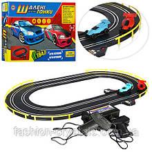 Игровой автотрек Шальные гонки