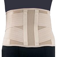 Корсет для спины пояснично-крестцовый с 4 ребрами жесткости