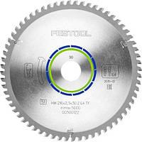 Пильный диск специальный 216 x 30 х 2,3 TF64 Festool 500122