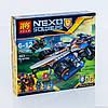 """Конструктор Lele Nexo Knight 79239 """"Устрашающий разрушитель Клэя"""" 383 детали"""
