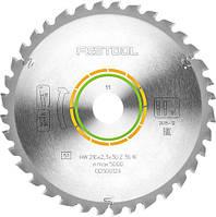 Диск пильный универсальный 216 x 30 x 2,3 W36 Festool 500124