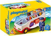 Конструктор Playmobil  6773 Автобус в аэропорту