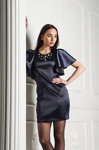 Ошатне шовкову сукню, розм.46-48
