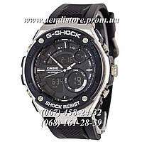 Часы Casio G-Shock GST-210 Silver-White-Black