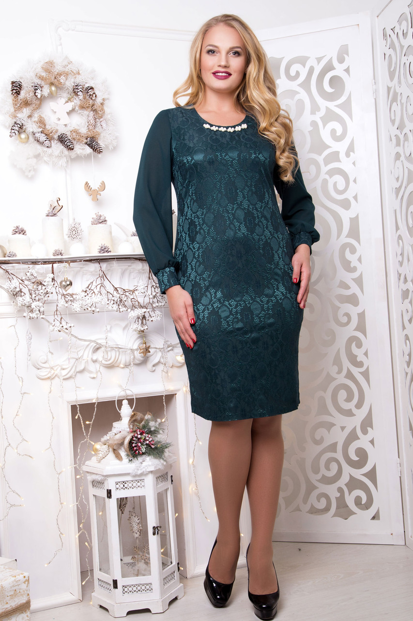 Платье Больших Размеров Интернет Магазин