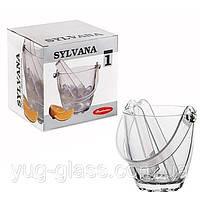 """Ведерко для льда с пластиковыми щипцами 130 мм """"Sylvana 53628"""" 1 шт."""