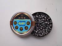 Пули 4,5 мм Winner 0,57 г остр. (250 шт.)