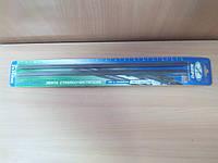 Лента стеклоочистителя силиконовая 36 см Хорс