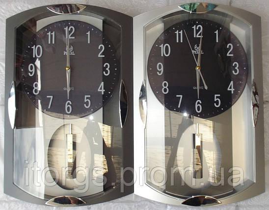 Часы настенные PEARL-PW061 плавный ход, фото 2
