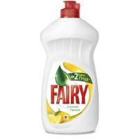 Средство для мытья посуды Fairy Лимон 500 мл (5413149313842)