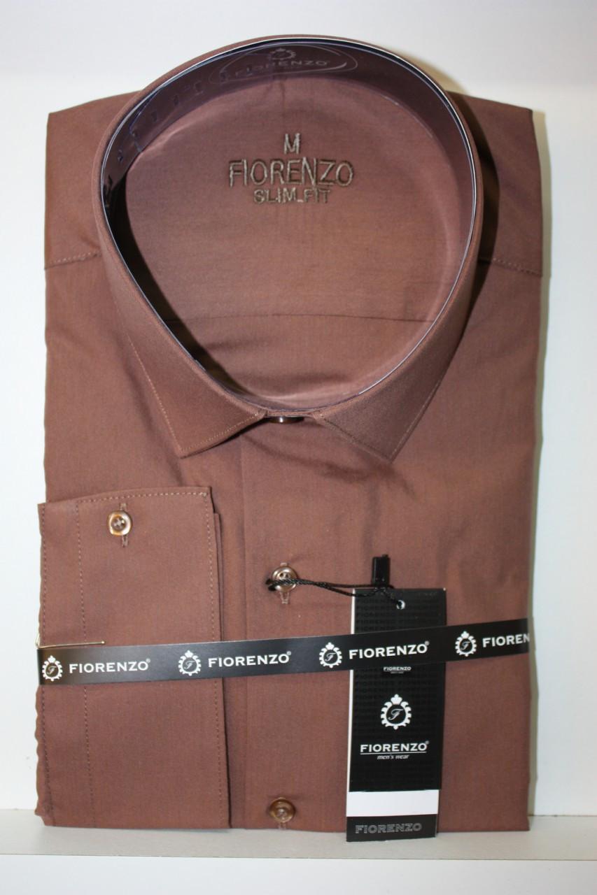 Рубашка с длинным рукавом для мужчин Fiorenzo