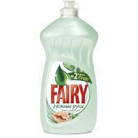Средство для мытья посуды Fairy Нежные руки Чайное дерево и Мята 500 мл (5413149395237)