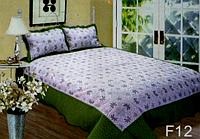 Покрывало на кровать, диван Евро размера East Comfort