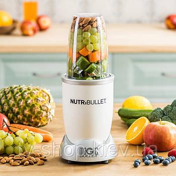 Кухонный процессор НутриБуллит (600 w)– извлекает из пищи все самое ценное для нутрибластов!