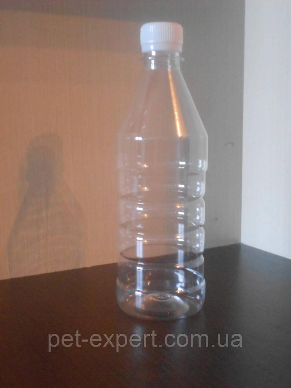 """Пластиковая пэт бутылка 500 мл """"техническая жидкость"""""""