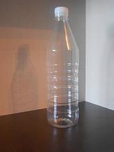 """Пластиковая пэт бутылка 800 мл """"техническая жидкость"""""""