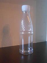 """Пластиковая пэт бутылка 250 мл """"хрусталик"""""""