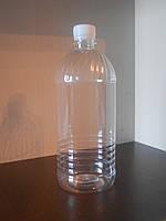 """Пэт бутылка 1 л. """"хрусталик"""""""