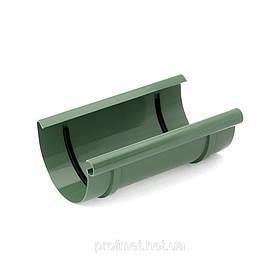 Водосточная система. Соединитель для желоба Bryza 125 мм пластиковый