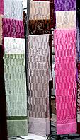 Пплед-покрывало на диван норка Евро размера East Comfort в разных цветах, паркетный узор