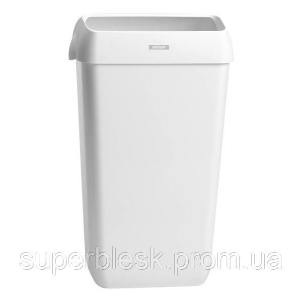 Katrin корзина для использованных полотенец 25 л, белая