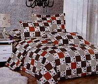 Комплект качественного полуторного постельного белья East Comfort