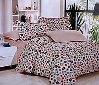 Комплект красивого полуторного постельного белья East Comfort