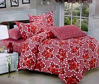 Комплект полуторного постельного белья East Comfort букеты роз